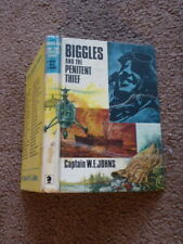 Captain W E Johns BIGGLES AND THE PENITENT THIEF  hbk 1st first edition 1967