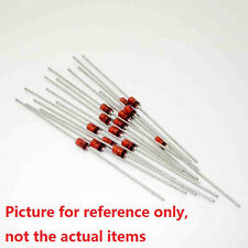 100pcs DO-41 DO41 DIP 1N4738 1N4738A IN4738 4738 ZENER DIODE 1W 8.2V Diode