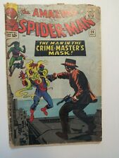 The Amazing Spider-Man #26 (July 1965) poor condition
