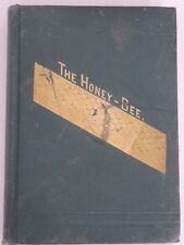 The Honey- Bee by L L Lagstroth, Revised by Dadant