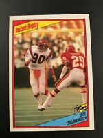 1984 Topps #38 CHRIS COLLINSWORTH Cincinnati Bengals IR Set Break MINT LOOK
