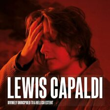 Lewis Capaldi - Divinely Uninspired To A Hellish Extent CD Deluxe Red Neu 2019