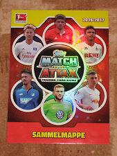 Trading Card MATCH ATTAX Bundesliga 2016 / 2017 ( 10 Karten aussuchen )
