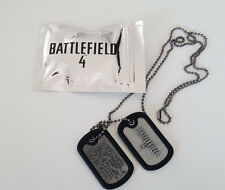 Dog Tag - Battlefield 4 IV - Collector - Neuf