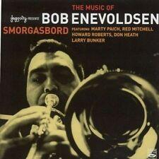 Bob Enevoldsen - The Smorgasboard  (CD, May-2006, Fresh Sound (Spain)