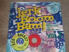 Jerk Boom Bam vol. 8 -16 Unto soul dance Floor Fillers