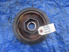 03-06 Honda Accord K24A4 crankshaft pulley K24 engine harmonic balancer OEM 2038