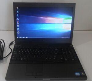 Dell Precision M4600 15.6 Core i7-2860QM 2.5GHz 16GB 750GB NVIDIA WIN 10P OFFICE