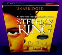 The Shining by Stephen King (2005, Compact Disc, Unabridged edition) B575