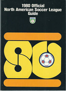 1980 North American Soccer League Guide, NASL soccer
