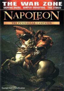 The War Zone - Napoleon : The Peninsular Campaign (DVD, 2011)