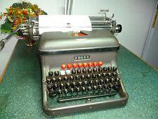 ADLER Schreibmaschine 40/50er Sonderz.-/Rechenfunktion ehem. Henschel-Werk KS