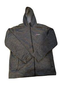 mens berghaus fleece jacket xl