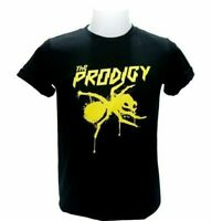 THE PRODIGY EXPERIENCE Black T Shirt Size S-2XL FREE SHIPPING