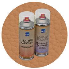 BCB Lederfarbe mit TopClear Spray entspricht RAL 1011 Braunbeige
