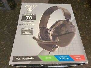 Turtle Beach Ear Force Recon 70 Green Camo Gaming Headset - Multiplatform (8896)