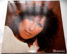 Barbra Streisand Memories 1981 CBS TC 37678 Pop 33rpm Vinyl LP Near Mint