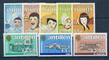 447765) Niederländisch Antillen Nr. 564-568 + 575-577 **, Kinder