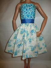 Handmade Dress Made By Me To Fit Best Fashion Friend  28 the inch tall dolls.