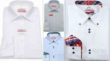 Button Cuff Non Iron Long Formal Shirts for Men
