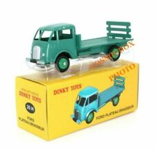 Camions miniatures verts Dinky