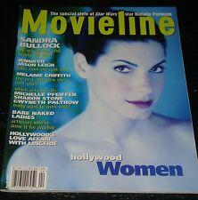 MOVIELINE magazine 1999, Sandra Bullock, Natalie Portman, Jennifer Jason Leigh