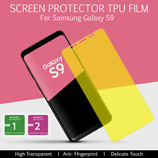 New For SAMSUNG Galaxy S9 100% Genuine Screen Protector FILM FULL COVER CLEAR UK