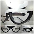 New Classy Elegant Luxury Retro Style Clear Lens EYE GLASSES Half Cut Off Frame