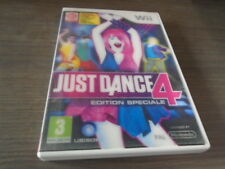 POUR wii JUST DANCE 4 EDITION SPECIALE