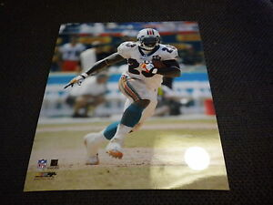 MIAMI DOLPHINS RONNIE BROWN 8 X 10 OFFICIAL PHOTO !!