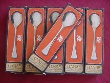 WMF LIGA hanseática Cromargan 6 Cuchara para Taza de sopa 16,7 cm