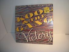 "KOOL & THE GANG   VICTORY  33 RPM 12"" LP DANCE/POP 1986 POYGRAM RECORDS VG"