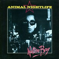 "ANIMAL NIGHTLIFE 7""  Native Boy (UK, Inner Vision, 1983)"