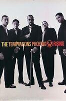 The Temptations 1998 Phoenix Rising Original Promo Poster