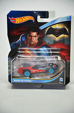 Hot Wheels Dc Universe 2015  Man of Steel Collectible Die Cast Car