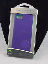 Case Mate TOUGH Series Textured Case iPhone 5 / 5S Purple/Blue CM022474 $35