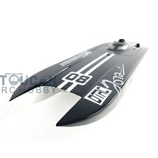 E32 Germany Cat Painted Electric Boat Hull for Advanced Player Catamaran KIT Blk