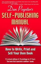 The Self-Publishing Manual: How to Write, Print, and Sell Your Own Book, 15th