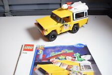 LEGO 7598 Toy Story 3 Pizza Planet Truck Rescue Car ONLY with Instruction