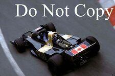 Jody Scheckter Wolf WR1 Monaco Grand Prix 1977 Photograph 5