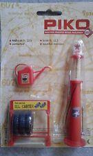 PIKO G Gauge Old Fashion Texaco Petrol Pump and Accessories #62286 ~ TS