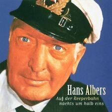 Hans Albers Auf der Reeperbahn nachts um halb eins (compilation, 13 track.. [CD]