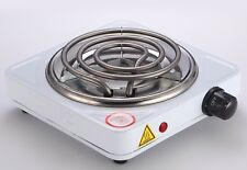 Altocraft USA Cookmaster Portable Electric Single Burner Stove Hot Plate 1100W