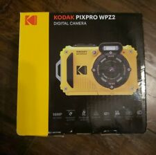 Kodak PIXPRO WPZ2 Rugged Waterproof 16MP Digital Camera with 4X Optical Zoom