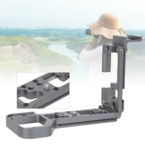 Quick Release L Plate Bracket with Cold Shoe for Sony ILCE-7RM4 A7R4 A7M4 Camera
