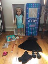 American Girl Doll Kailey NWOT 2003 Original Accessories + Bonus Items!