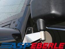 Spiegel Halter Spiegelhalter Edelstahl Jeep Wrangler JK