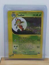 Ledian Reverse Holo Foil E Series Pokemon TCG Card Skyridge 15/144 NEAR MINT
