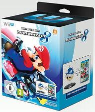 Nintendo Wii Game Wii U Mario Kart 8 + Figure