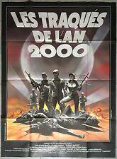 Affiche LES TRAQUES DE L'AN 2000 Turkey Shoot STEVE RAILSBACK 120x160cm *